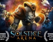 Solstice Arena ahora disponible en Steam