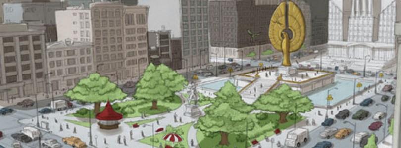 City of Titans consigue su objetivo de financiación en kickstarter