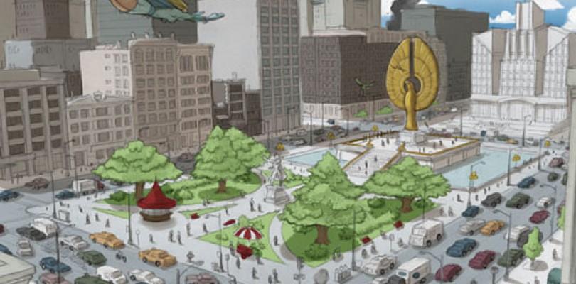 City of Titans: Se está desarrollando con Unreal Engine 4
