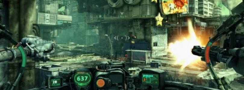 Hawken desembarcará mañana en Steam