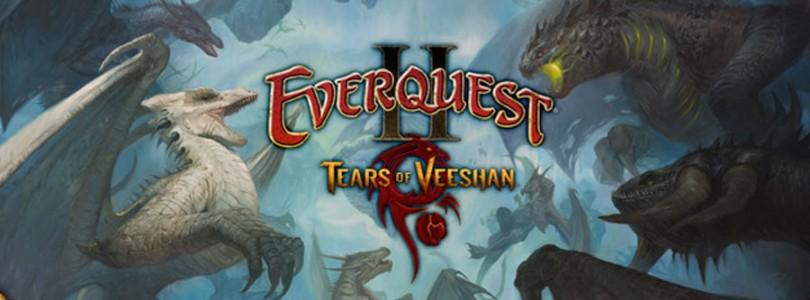 Everquest II: Tears of Veeshan ya está disponible