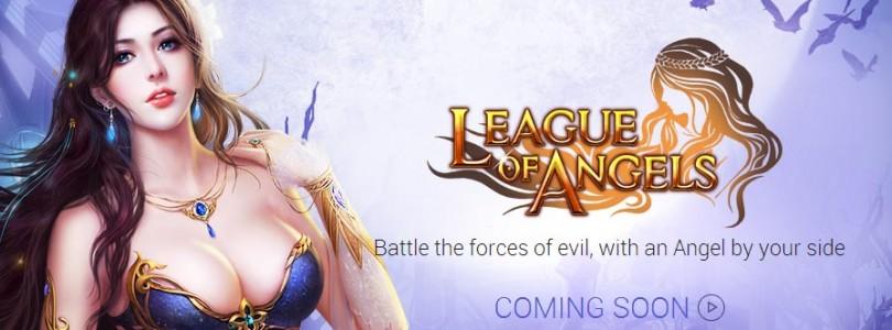 League of Angels: Llega el día del lanzamiento