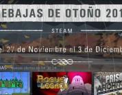 Ya comenzaron las rebajas de otoño de Steam