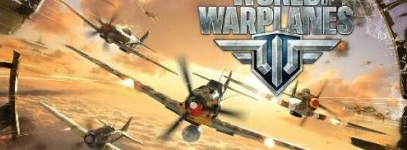 "World of Warplanes: Nuevo vídeo de la ""Academia de vuelo"""