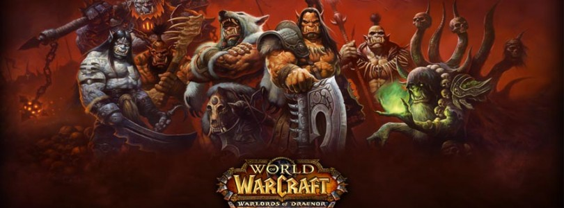 World of Warcraft: Llega el último parche antes de Warlords of Draenor