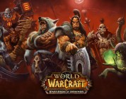 Cinemática y fecha de lanzamiento para World of Warcraft: Warlords of Draenor