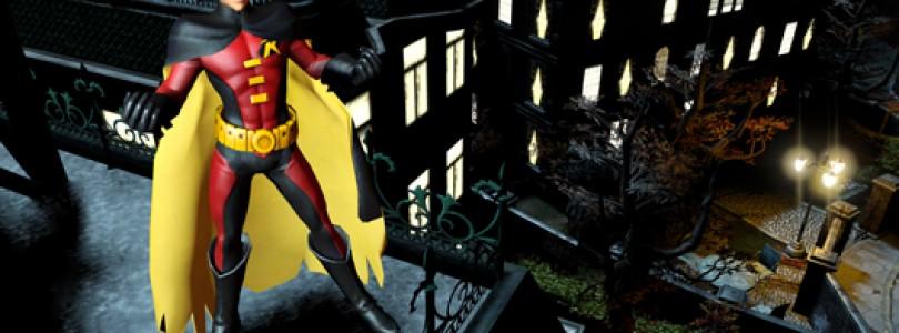 Infinite Crisis: Turbine anuncia a Robin