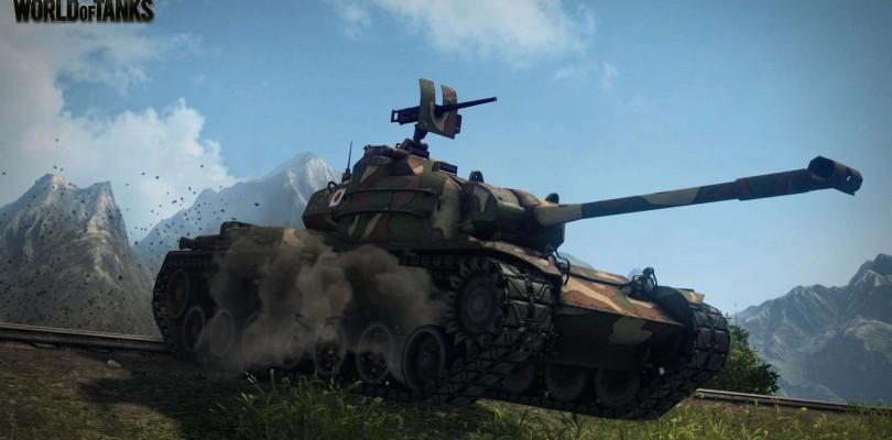 World of Tanks: Actualización 8.10 con nuevos tanques japoneses