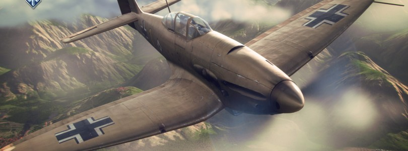 World of Warplanes: La actualización 1.7 acaba de aterrizar