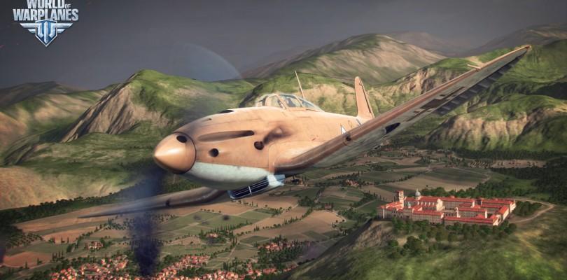 World of Warplanes: Actualización 1.1 para despedir el año