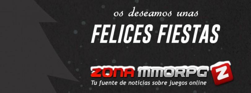 Desde ZonaMMORPG os deseamos unas felices fiestas