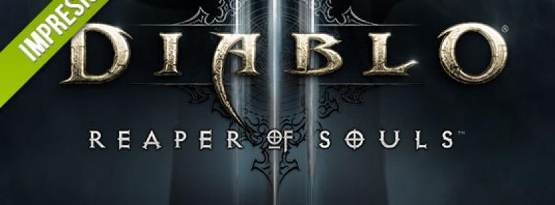Primera Impresiones: Diablo 3 Reaper of Souls