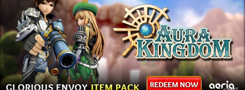 Regalamos 2.000 packs para Aura Kingdom