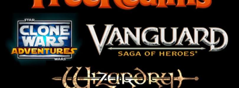 Sony Online cierra 4 de sus MMOs, entre ellos Vanguard y Wizardry Online