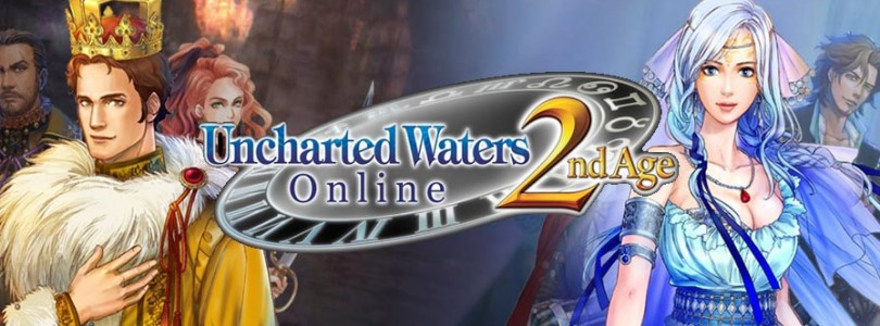 "Uncharted Waters Online lanza su expansión ""2nd Age"""