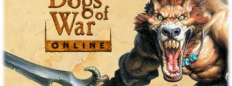 Dogs of War Online arranca en septiembre