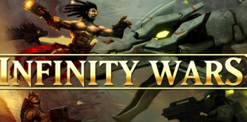 Infinity Wars un nuevo TCG ya disponible en Steam