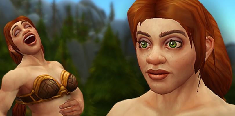 World of Warcraft: Rediseño de las enanas