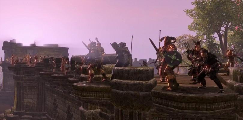 The Elder Scrolls Online: Todos los detalles sobre el PvP en Cyrodiil