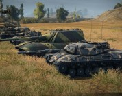 World of Tanks añade combate entre naciones