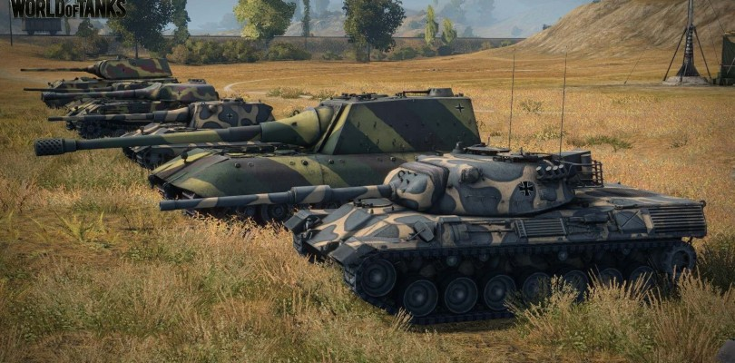 World of Tanks añade combate entre naciones