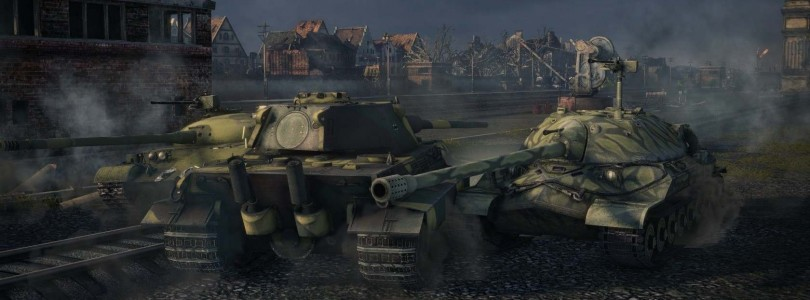 World of Wartanks: Llega el evento Dominación