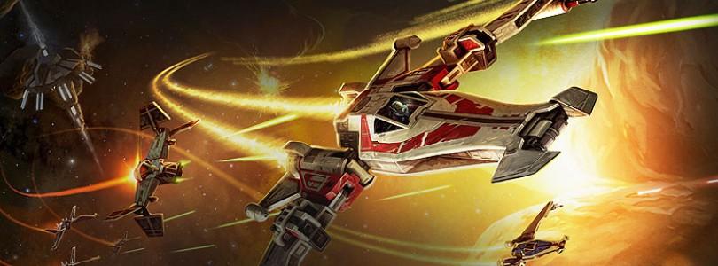 Stars Wars: The Old Republic: Ya disponible la expansión Galactic Starfighter