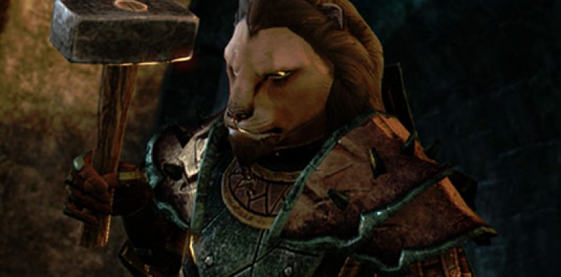 Primeras imágenes de Elder Scrolls Online