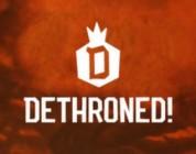 Dethroned un nuevo MOBA llega a Steam