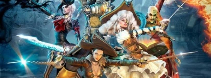 Pirates: Treasure Hunters un moba de sello Español