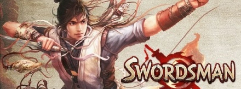Trailer de presentación oficial de Swordsman
