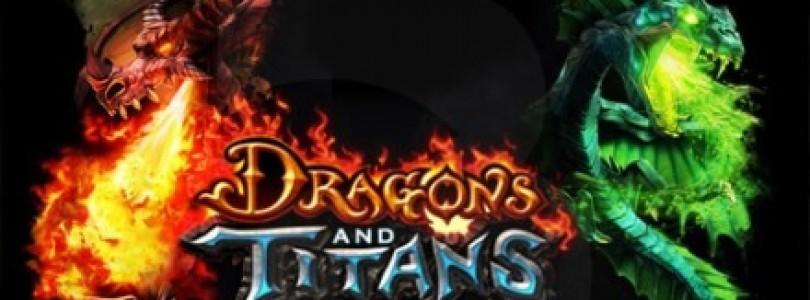 Dragons and Titans otro MOBA que llega a Steam