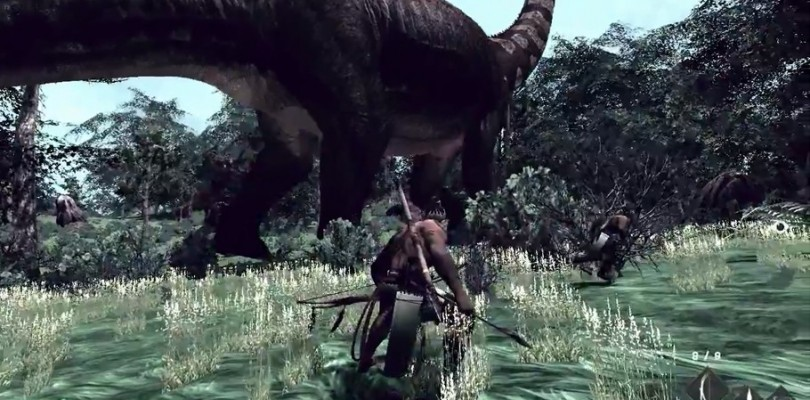 The Stomping Land: Os mostramos un gameplay
