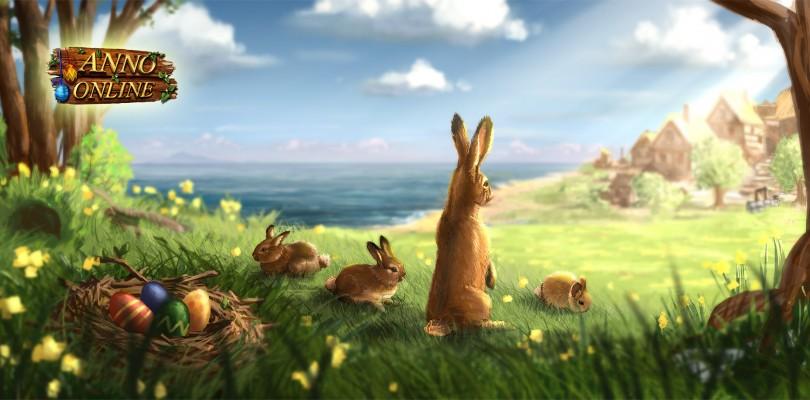 Anno Online presenta sus eventos de Pascua