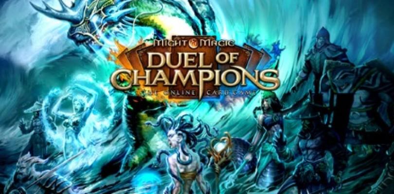 Might & Magic Duel of Champions road to paris 2014 comienza mañana