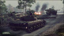 Armored Warfare ya está disponible en PS4