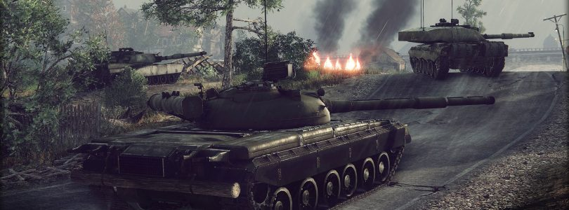 Armored Warfare ya está disponible en PS4