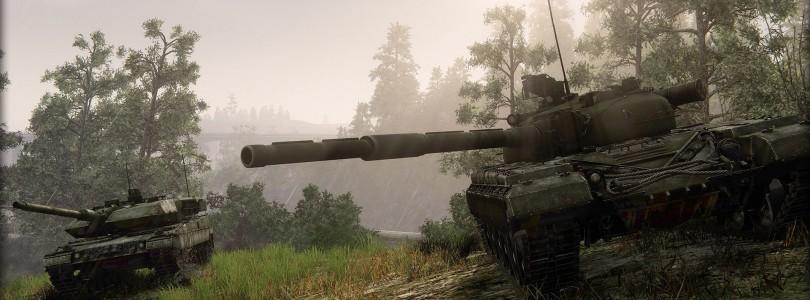 """Armored Warfare: Anunciado el primer evento de """"stress"""""""