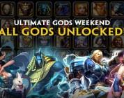 SMITE: Todos los dioses disponibles este fin de semana