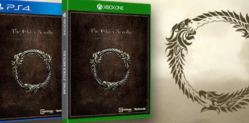 The Elder Scrolls Online retrasa su lanzamiento para consolas