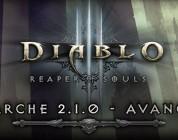 Diablo III: Detalles del parche 2.1.0, temporadas, clasificaciones y otras novedades