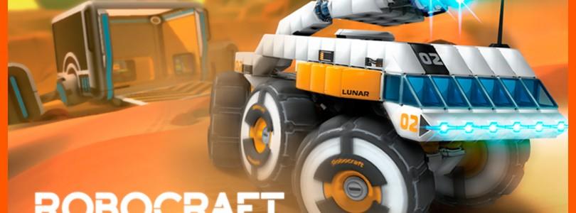 Los tanques asaltan el mundo de Robocraft