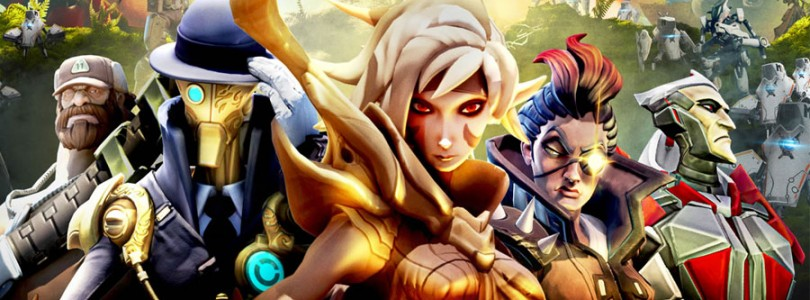 Battleborn – El nuevo shooter de arenas de los creadores de Borderlands
