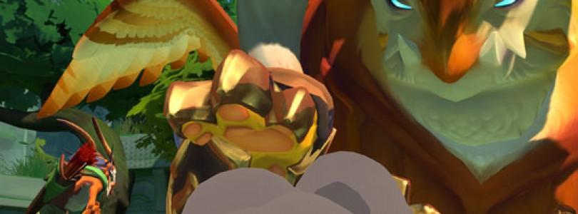 Primer gameplay del nuevo MOBA, Gigantic