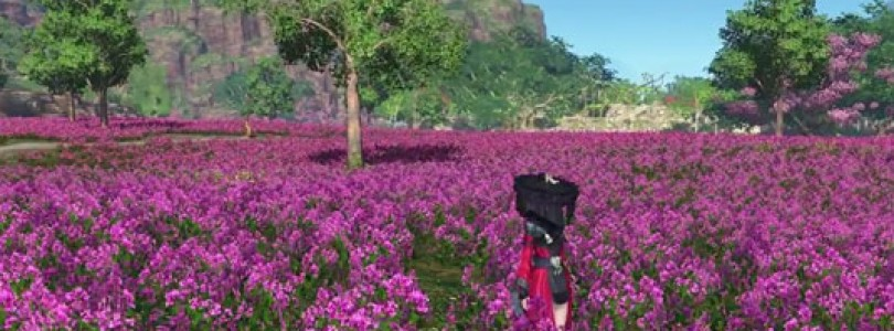 Los preciosos paisajes de Moonlight Blade Online en 15 minutos de video HD