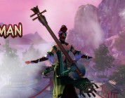 El MMORPG de artes marciales Swordsman esta disponible mediante Steam