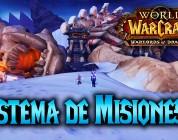 Warlords of Draenor: Novedades en el Sistema de Misiones