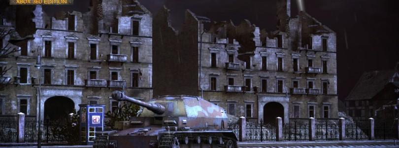World of Tanks: Xbox 360 Edition: Disponible la actualización Rapid Fire