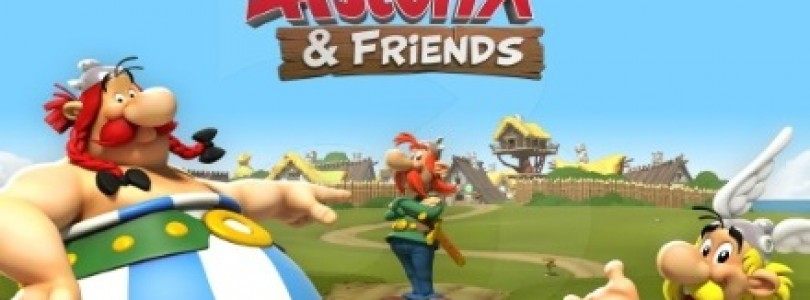Gamigo presenta Asterix & Friends