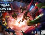 DC Universe Online: Halls of Power Parte #1 ya disponible